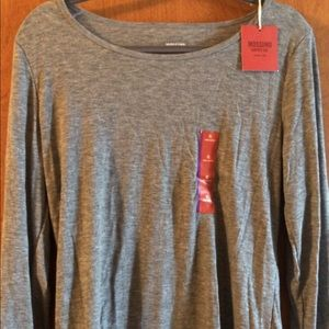 Mossimo Ladies long sleeve tee